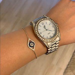 Rachel Zoe Stainless Steel Watch